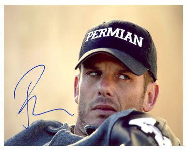 Peter Berg Autographed Photo
