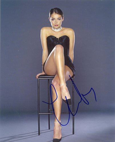 Cat Deeley Autograph Photo