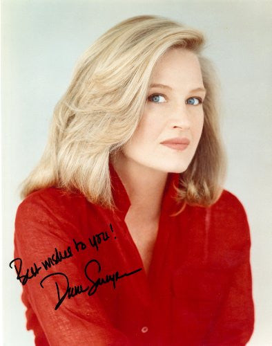 Dianne Sawyer Autographed Photo