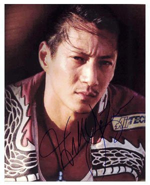 Will Yen Lee Autographed Photo