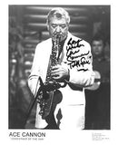 Ace Cannon Autographed Photo
