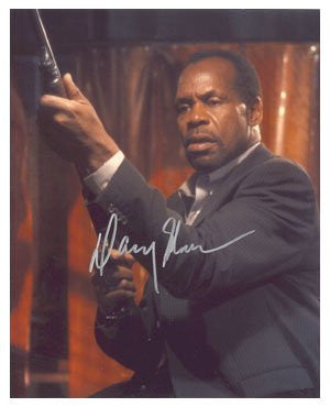 Danny Glover Autographed Photo