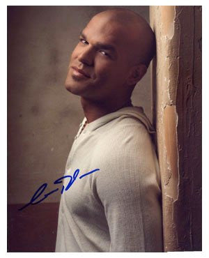 Amaury Nolasco 8x10 Autographed Photo
