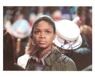 Kimberly Elise Autographed Photo