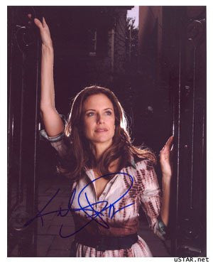 Kelly Preston Autographed Photo