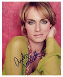 Amber Valletta Autographed Photo