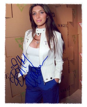 Brittny Gastineau Autographed Photo