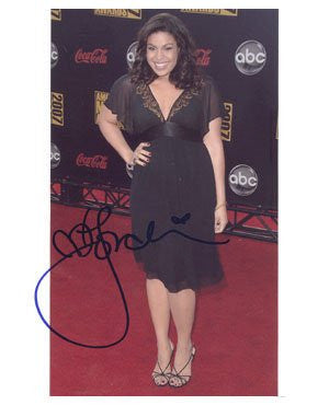 Join Sparks Americon Idol Autographed Photo