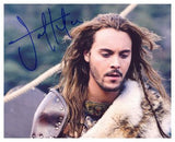 Jack Huston Autographed Photo