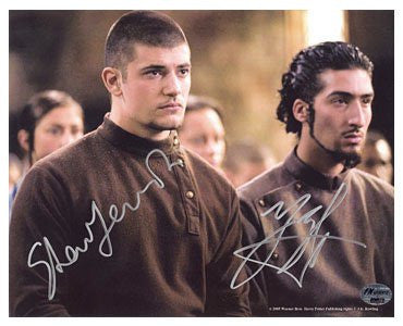Harry Potter Ianevski  Safer Autographed Photo