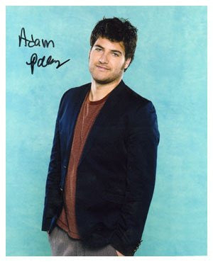Adam Pally Autographed Photo