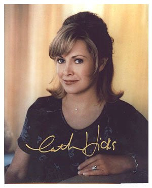 Catherine Hicks Autographed Photo