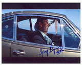 George Lazenby James Bond Autographed Photo
