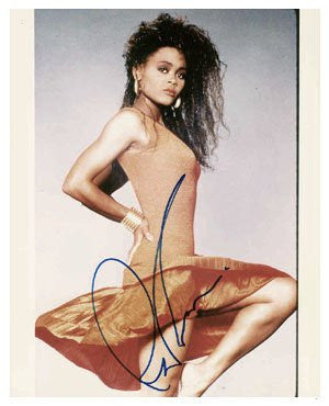 Robin Givens Autographed Photo
