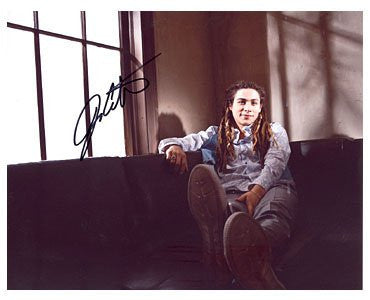 Jason Castro American Idol Autographed Photo
