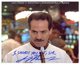 Larry Thomas Soup Nazi Autographed Photo