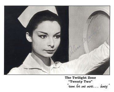 Arlene Martel Autographed Photo