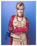Ashley Jensen Autographed Photo