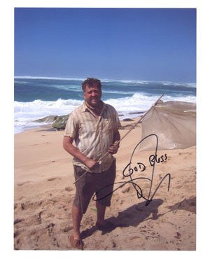 Daniel Roebuck Autographed Photo