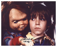 Alex Vincent Chucky Autographed Photo