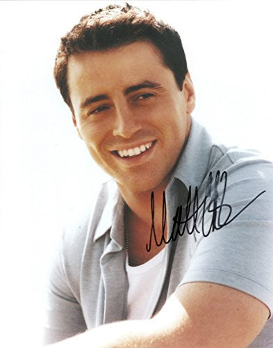 Matt LeBlanc Autographed  Photo
