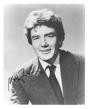 Albert Finney 8x10 Autographed Photo