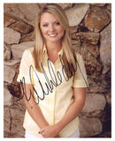 Kaitlin Doubleday Autographed Photo