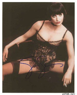 Gina Gershon Autographed Photo