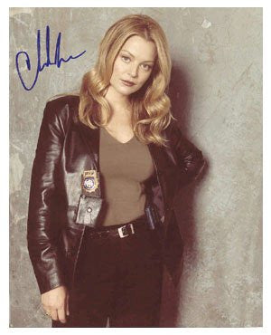 Charlotte Ross Autographed Photo