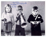 Dorothy DeBorba Our Gang Autographed Photo