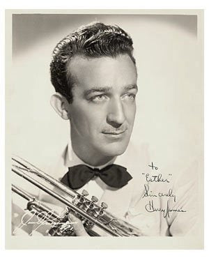 Harry James Autographed Photo