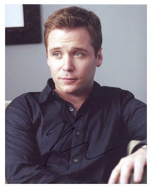 Kevin Connolly Autographed Photo