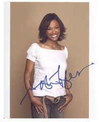 Aisha Tyler Autographed Photo