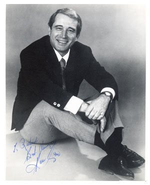 Perry Como Autographed Photo