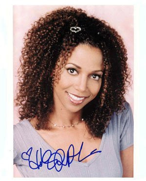 Holly Robinson-Peete Autographed Photo