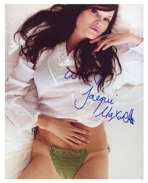 Jacqui Maxwell Autographed Photo