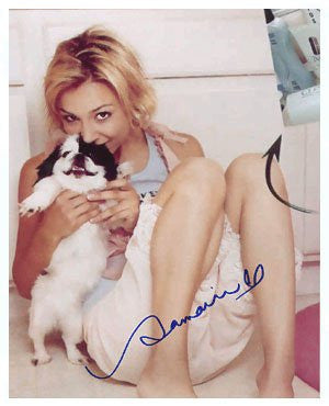 Samaire Armstrong Autographed Photo