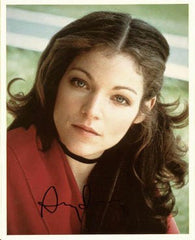 Amy Irving Autographed Photo
