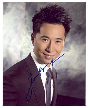 James Kyson Lee Heroes Autographed Photo