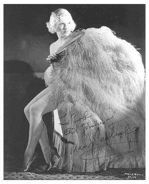 Mary Carlise Autographed Photo