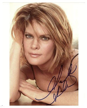 Michelle Staffo Autographed Photo