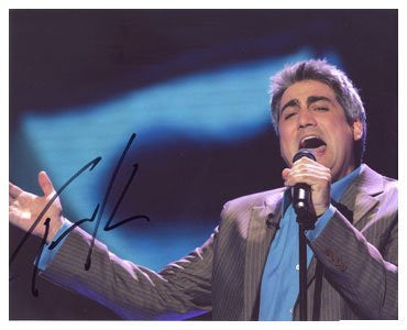 Taylor Hicks Autographed Photo