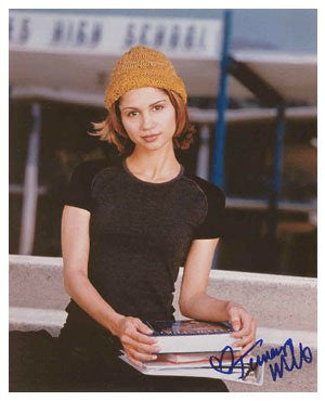 Tamara Mello Autographed Photo