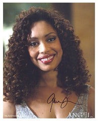 Angel Gena Torres Autographed Photo