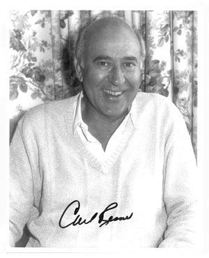 Carl Reiner Autographed Photo