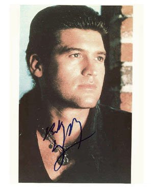 Billy Ray Cyrus Autographed Photo