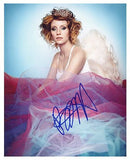 Bryce Dallas Howa Autographed Photo