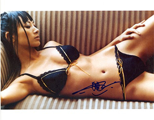 Bai Ling  Autograph Photo