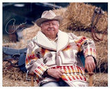 Mickey Rooney Autographed Photo