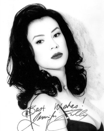 Jennifer Tilly Autographed Photo